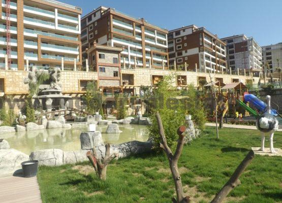 Luxury Apartments flat for sale in Kusadasi