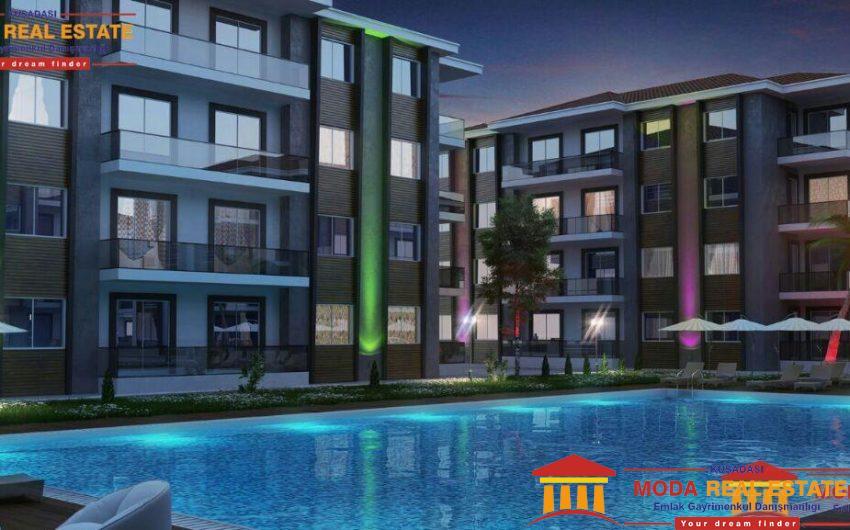 New development in Kusadasi near centre