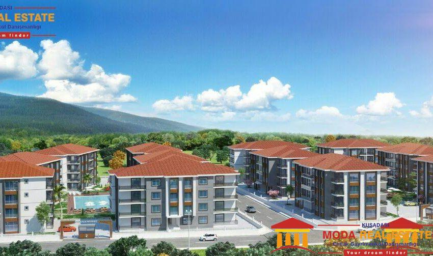New seaview project in Kusadasi city centre