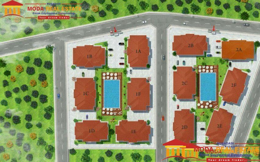 Apartment Properties in Kusadasi
