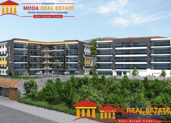 Apartments for sale in Kusadasi