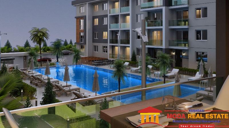 Apartment Properties in Kusadasi