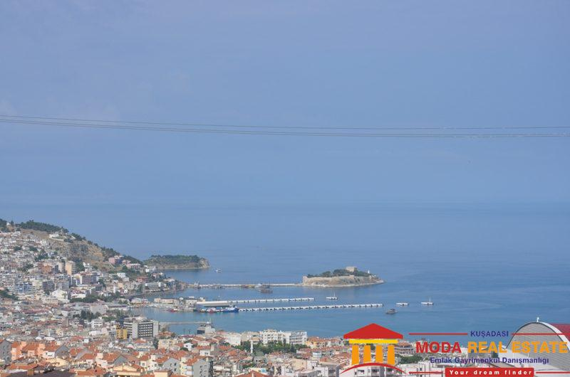 New seaview project in Kusadasi town center