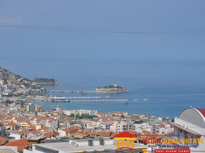 New seaview project in Kusadasi town centerNew seaview project in Kusadasi town center