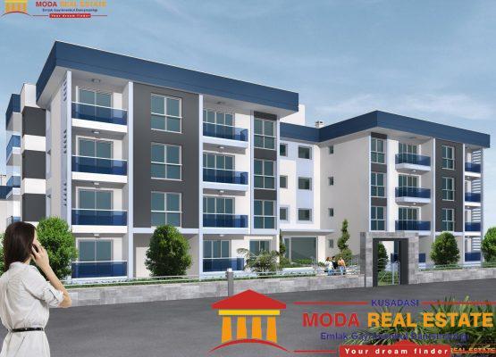 Investment apartments in Kusadasi