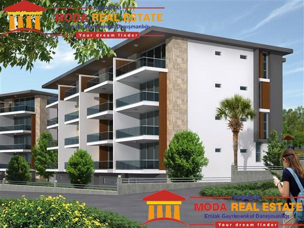 Kusadasi off plan Apartments Projects