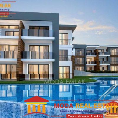 SEA VIEW PROJECT IN KUSADASI