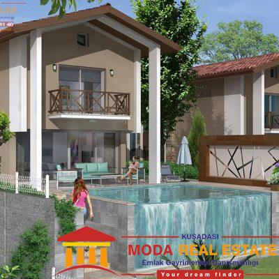 KUSADASI OFF-PLAN NILE VILLAS