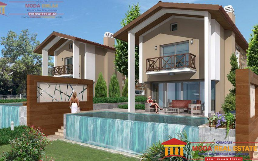 Off plan Villa with private pool for sale
