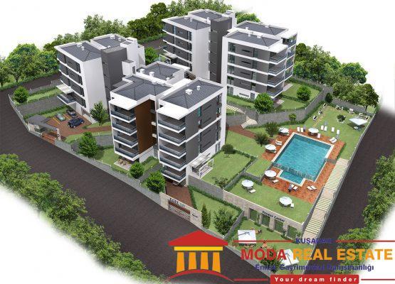 apartments for sale, new sea view apartments